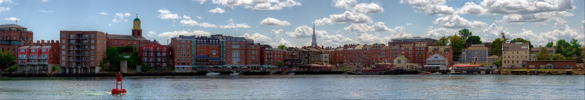 Portsmouth-waterfront